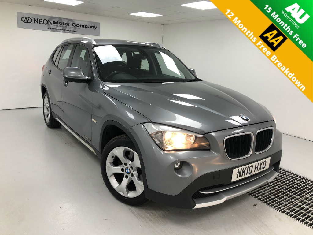 Used BMW X1 2.0 XDRIVE20D SE 5DR AUTOMATIC in West Yorkshire