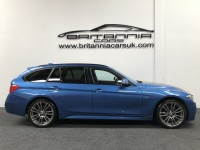 BMW 3 SERIES 3.0 330D XDRIVE M SPORT TOURING 5DR AUTOMATIC