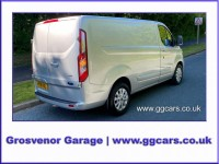 FORD TRANSIT CUSTOM 2.0 300 LIMITED P/V L1 H1