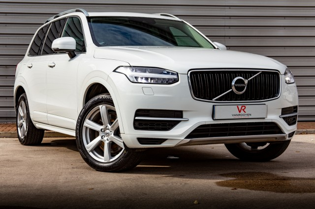 2017 (17) VOLVO XC90 2.0 T8 TWIN ENGINE MOMENTUM 5DR AUTOMATIC | <em>54,520 miles