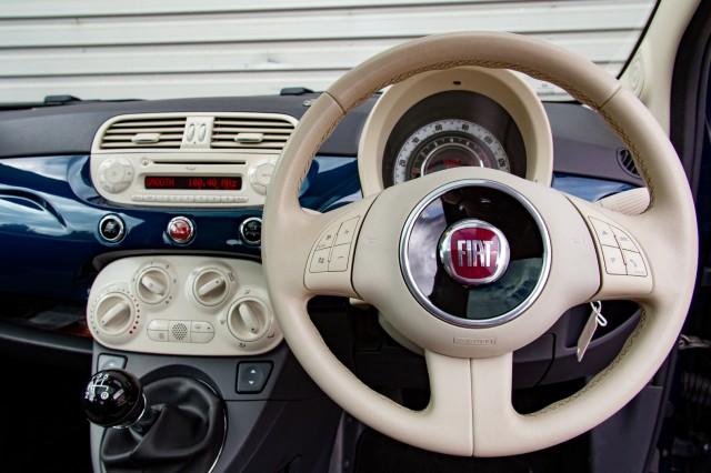 2013 (13) FIAT 500 1.2 LOUNGE 3DR | <em>55,271 miles