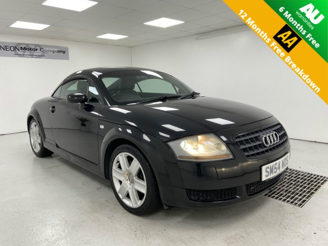 Used AUDI TT 1.8 T 3DR AUTOMATIC in West Yorkshire