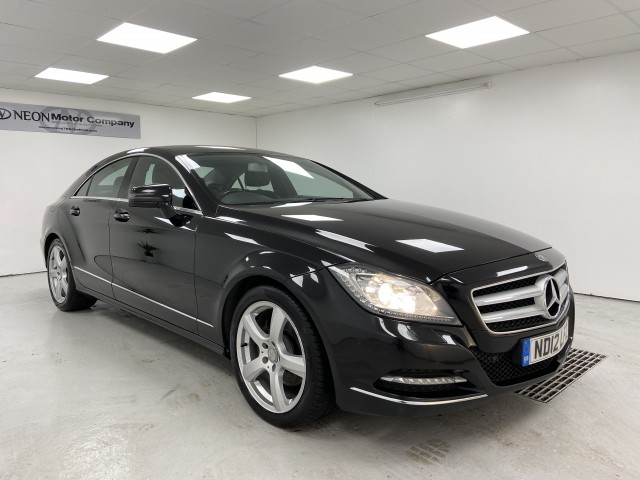 Used MERCEDES-BENZ CLS 3.0 CLS350 CDI BLUEEFFICIENCY 4DR AUTOMATIC in West Yorkshire