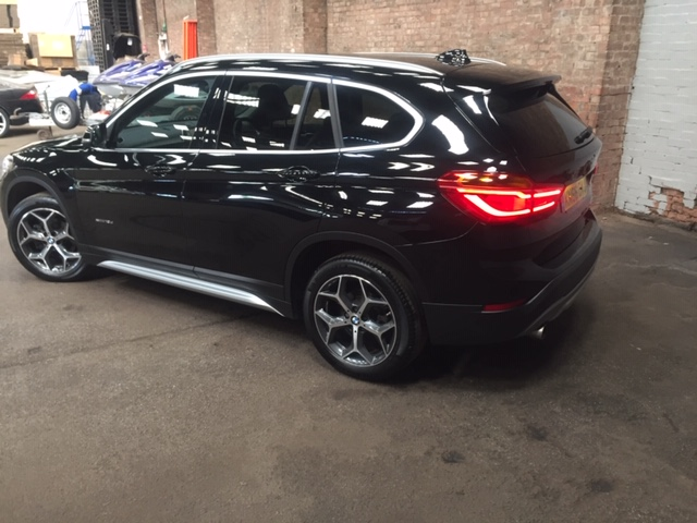 BMW X1 2.0 SDRIVE18D XLINE 5DR AUTOMATIC