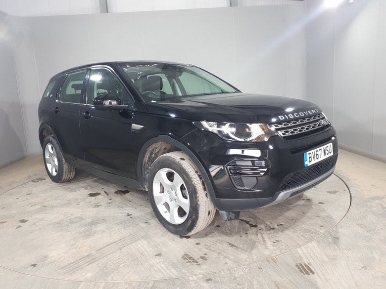 LAND ROVER DISCOVERY SPORT 2.0 TD4 SE 5DR