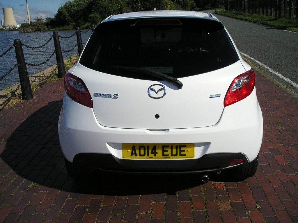 MAZDA 2 1.3 SPORT COLOUR EDITION 5DR