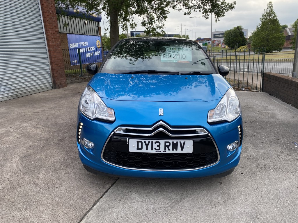 CITROEN DS3 1.6 DSTYLE PLUS 3DR
