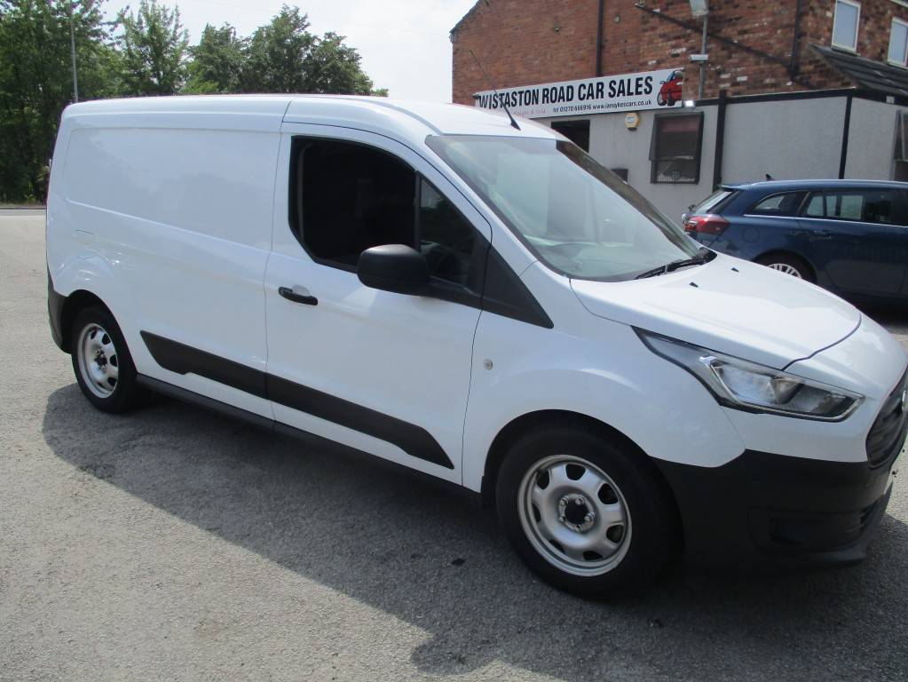 FORD TRANSIT CONNECT 1.5 210 BASE TDCI