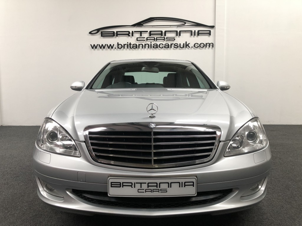 MERCEDES-BENZ S CLASS 3.0 S320 CDI 4DR AUTOMATIC