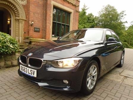 BMW 3 SERIES 2.0 320D EFFICIENTDYNAMICS BUSINESS 4DR AUTOMATIC