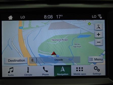 FORD MONDEO 2.0 VIGNALE TDCI 4DR SEMI AUTOMATIC