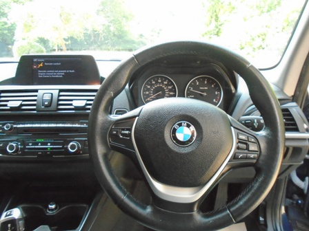 BMW 1 SERIES 2.0 118D URBAN 5DR AUTOMATIC