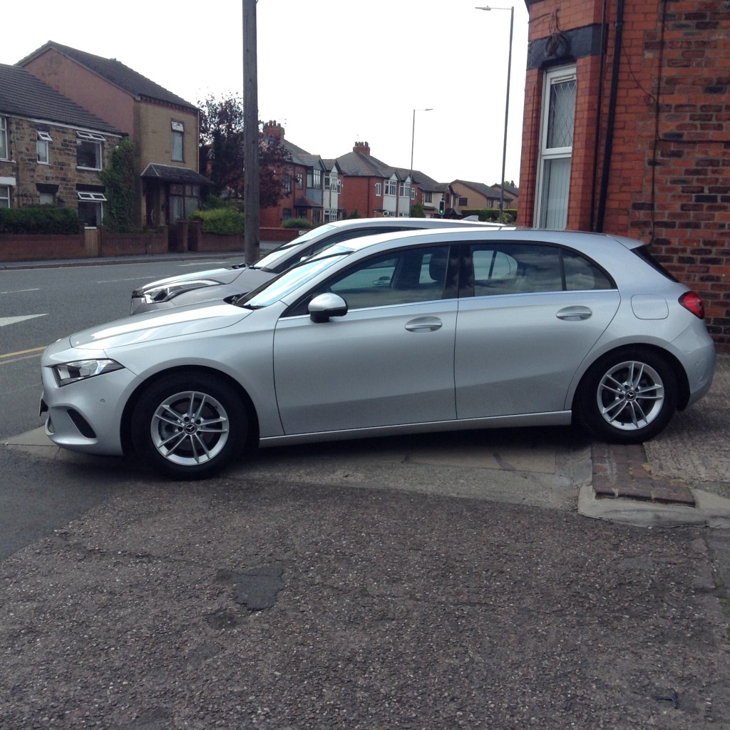 MERCEDES-BENZ A CLASS 1.5 A 180 D SE EXECUTIVE 5DR AUTOMATIC