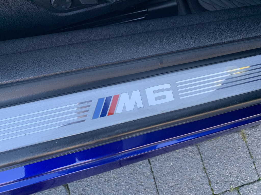 BMW M6 4.4 M6 2DR AUTOMATIC