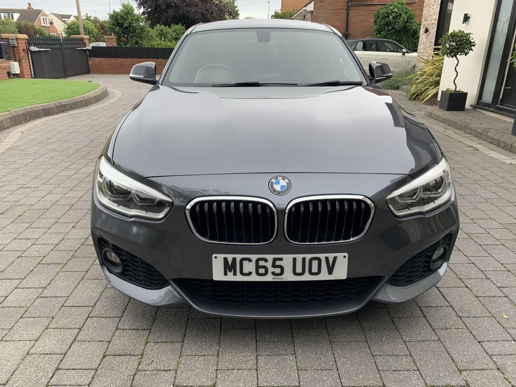 BMW 1 SERIES 1.5 118I M SPORT 5DR
