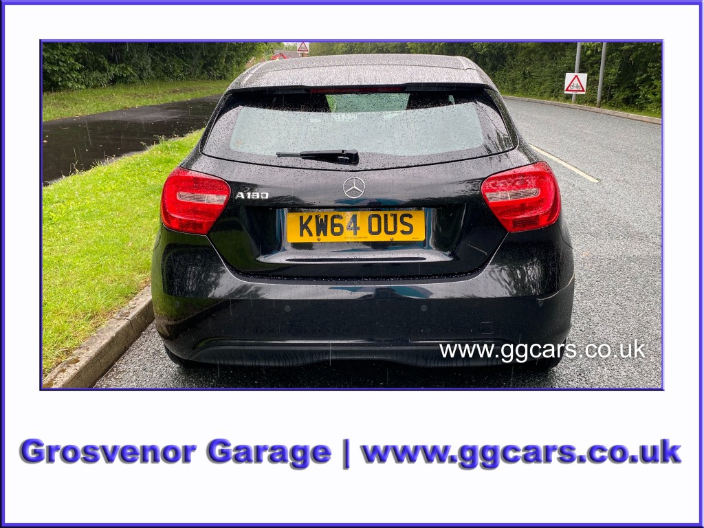 MERCEDES-BENZ A CLASS 1.5 A180 CDI BLUEEFFICIENCY SE 5DR AUTOMATIC