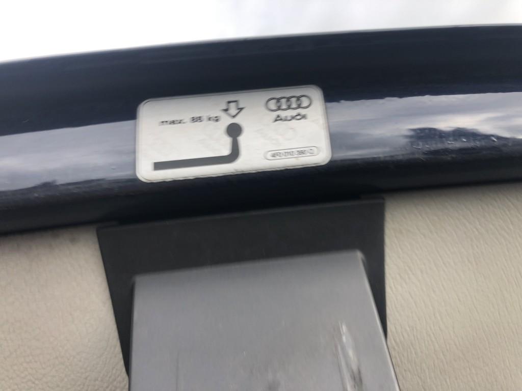 AUDI A6 2.7 ALLROAD TDI QUATTRO TDV 5DR AUTOMATIC