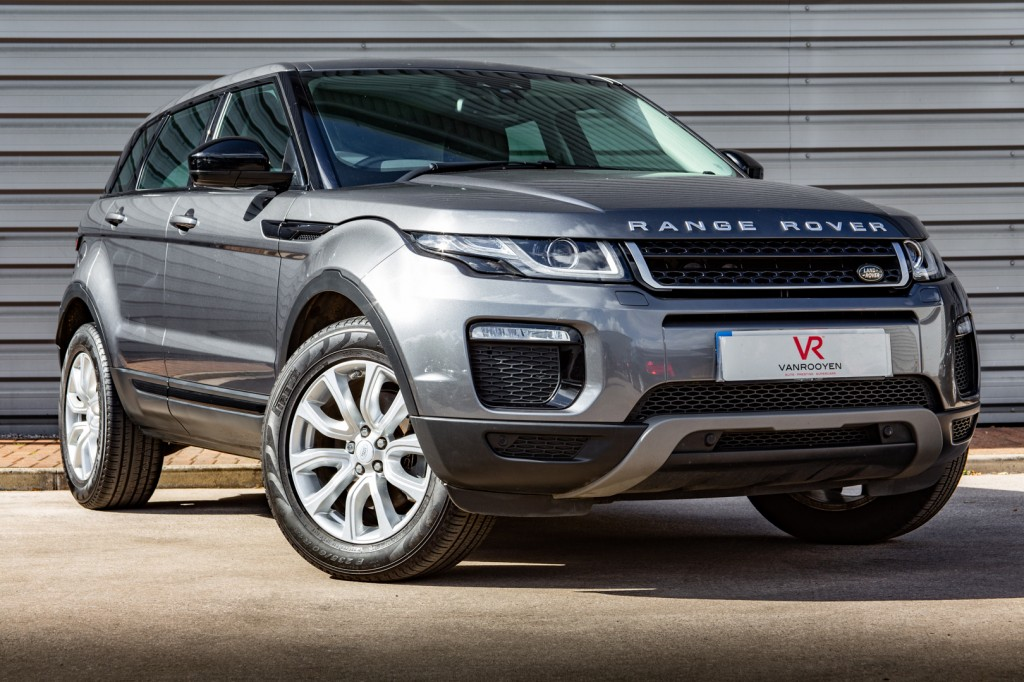 LAND ROVER RANGE ROVER EVOQUE 2.0 TD4 SE TECH 5DR AUTOMATIC