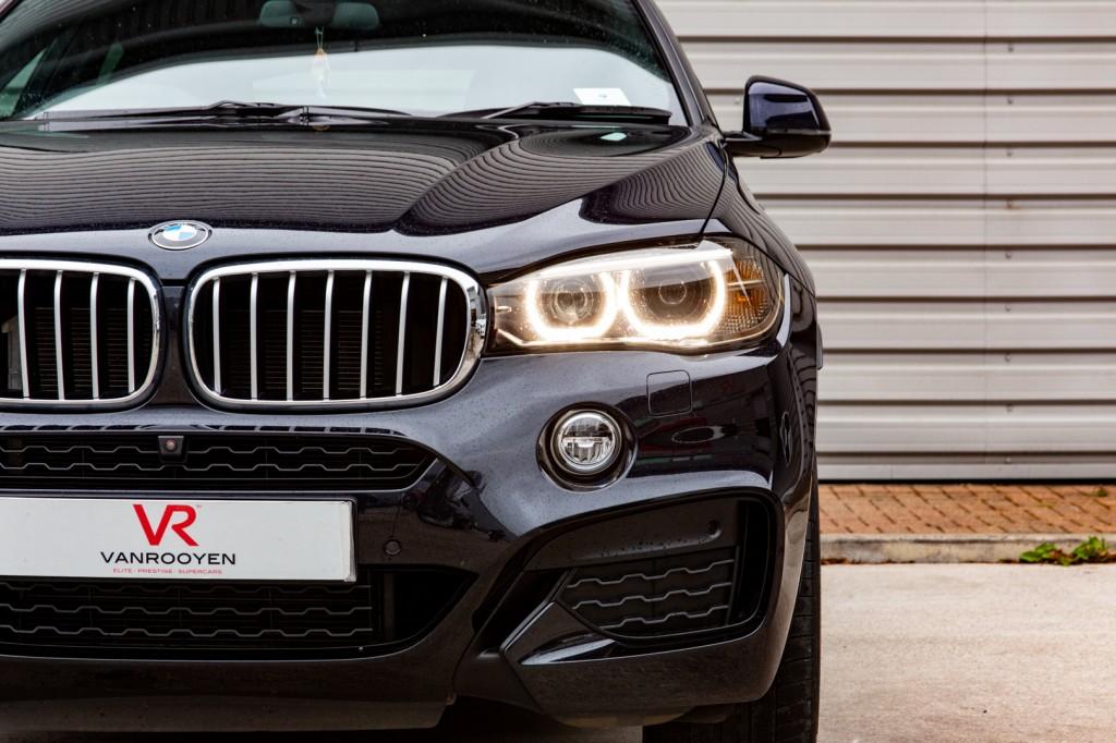 BMW X6 4.4 XDRIVE50I M SPORT 4DR AUTOMATIC