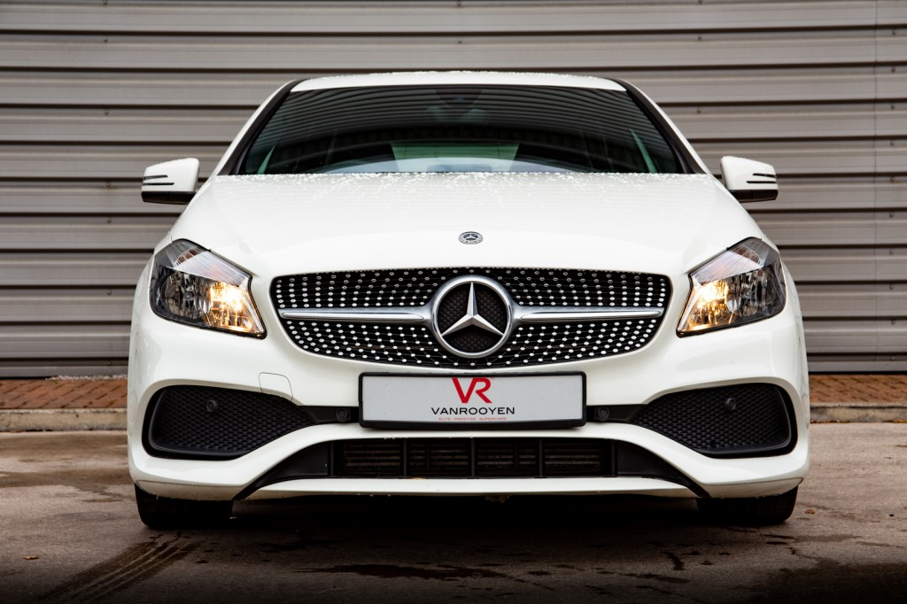 MERCEDES-BENZ A CLASS 1.6 A 200 AMG LINE 5DR SEMI AUTOMATIC