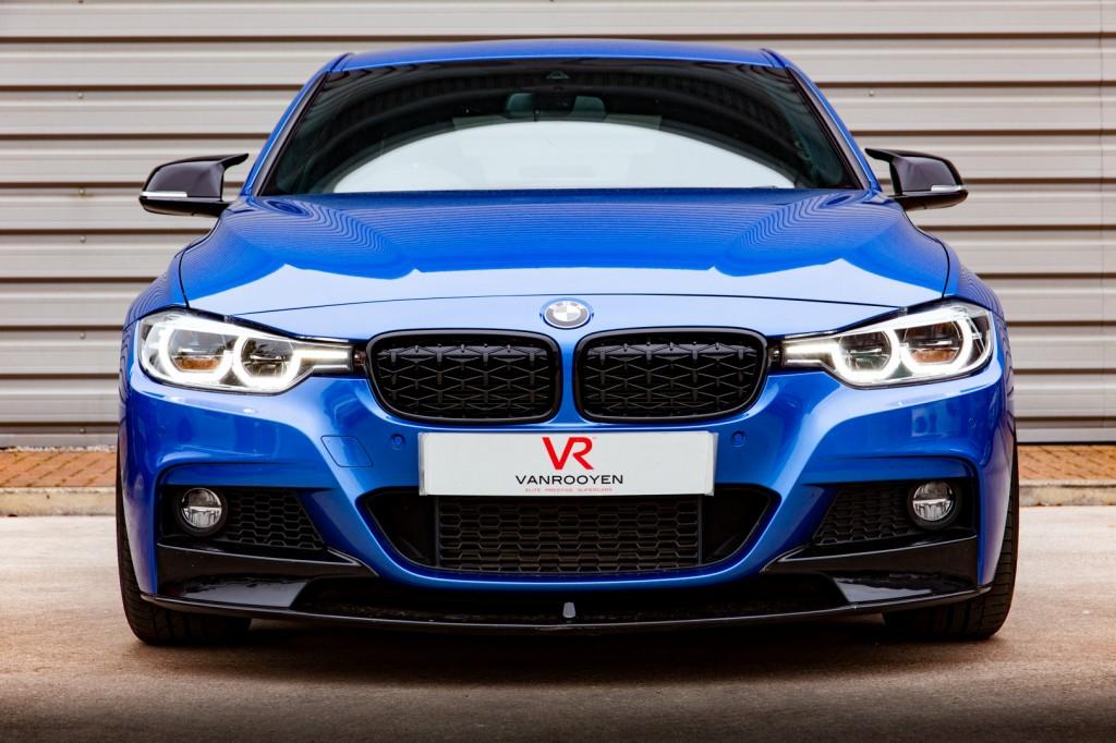 BMW 3 SERIES 3.0 335D XDRIVE M SPORT 4DR AUTOMATIC