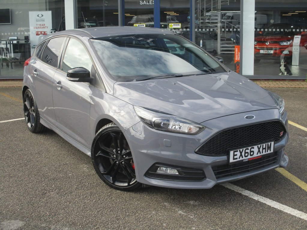 FORD FOCUS 2.0 ST-3 TDCI 5DR AUTOMATIC