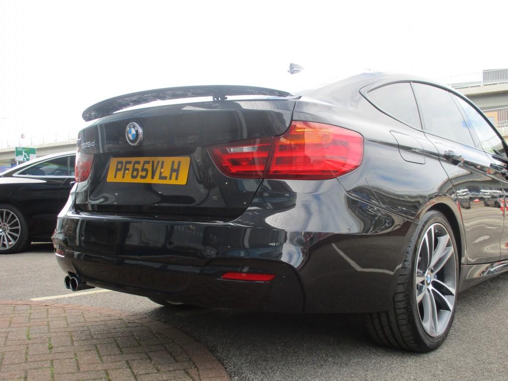 BMW 3 SERIES 2.0 325D M SPORT GRAN TURISMO 5DR AUTOMATIC
