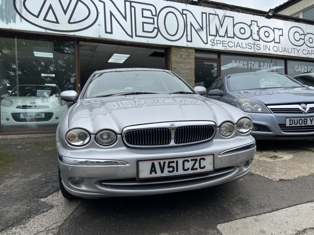 Used JAGUAR X-TYPE V6 SE 3.0 V6 SE 4DR in West Yorkshire