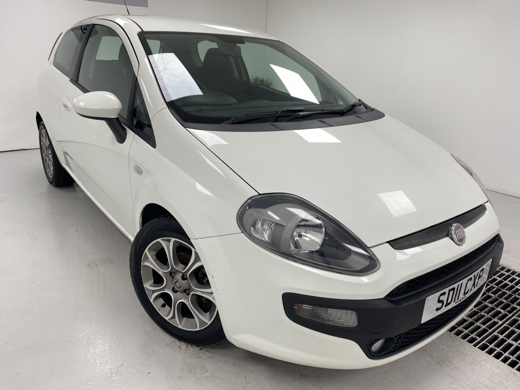 Used FIAT PUNTO EVO 1.4 GP 3DR in West Yorkshire