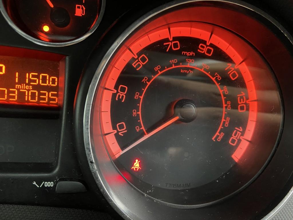 PEUGEOT 308 1.6 S 5DR AUTOMATIC