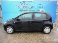 VOLKSWAGEN UP! 1.0 MOVE UP 5DR SEMI AUTOMATIC