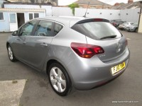 VAUXHALL ASTRA 1.6 SRI 5DR AUTOMATIC