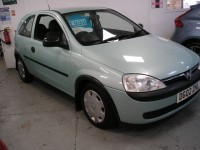 VAUXHALL CORSA 1.2 CLUB 16V 3DR YES 30K ONLY,
