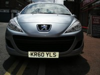 PEUGEOT 207 1.6 HDI SW S 5DR YES 28K ONLY,