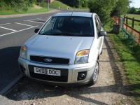 FORD FUSION 1.6 ZETEC CLIMATE 5DR AUTOMATIC