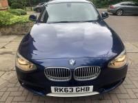 BMW 1 SERIES 2.0 118D URBAN 5DR AUTOMATIC