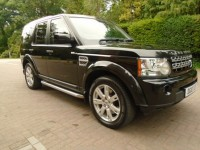 LAND ROVER DISCOVERY 3.0 4 TDV6 GS 5DR AUTOMATIC