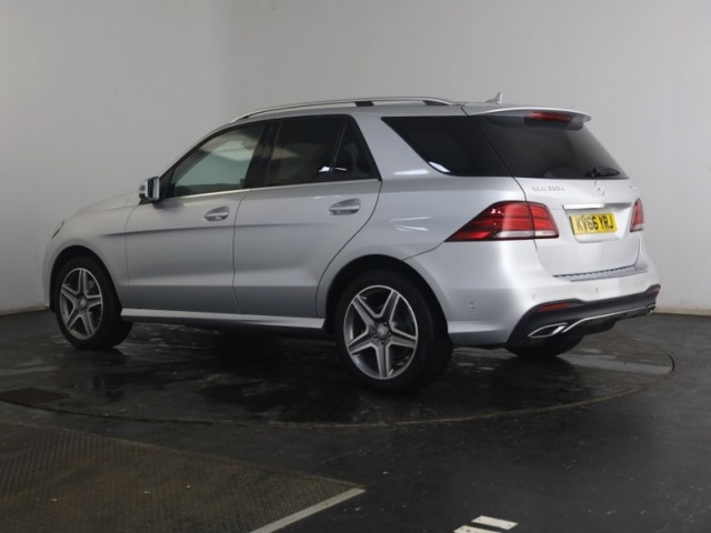 MERCEDES-BENZ GLE 3.0 GLE 350 D 4MATIC AMG LINE 5DR AUTOMATIC