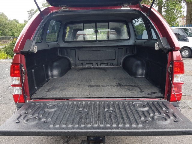 2008 (57) FORD RANGER WILDTRACK 4X4 DOUBLE CAB