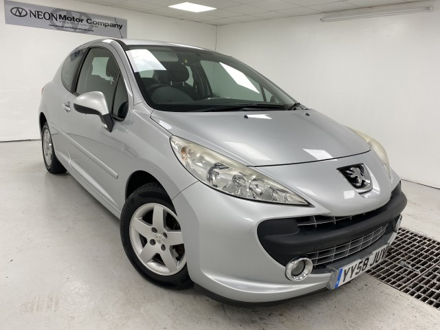 Used PEUGEOT 207 1.4 SPORT 3DR in West Yorkshire
