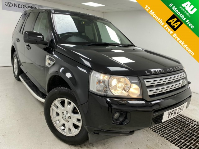 Used LAND ROVER FREELANDER 2.2 SD4 XS 5DR AUTOMATIC in West Yorkshire