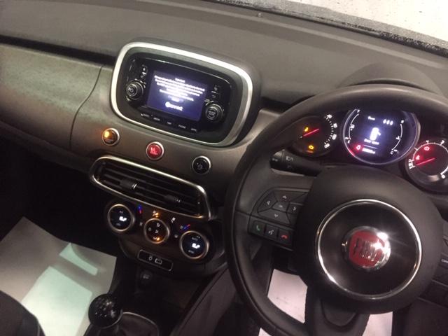 FIAT 500X 1.6 MULTIJET CROSS 5DR