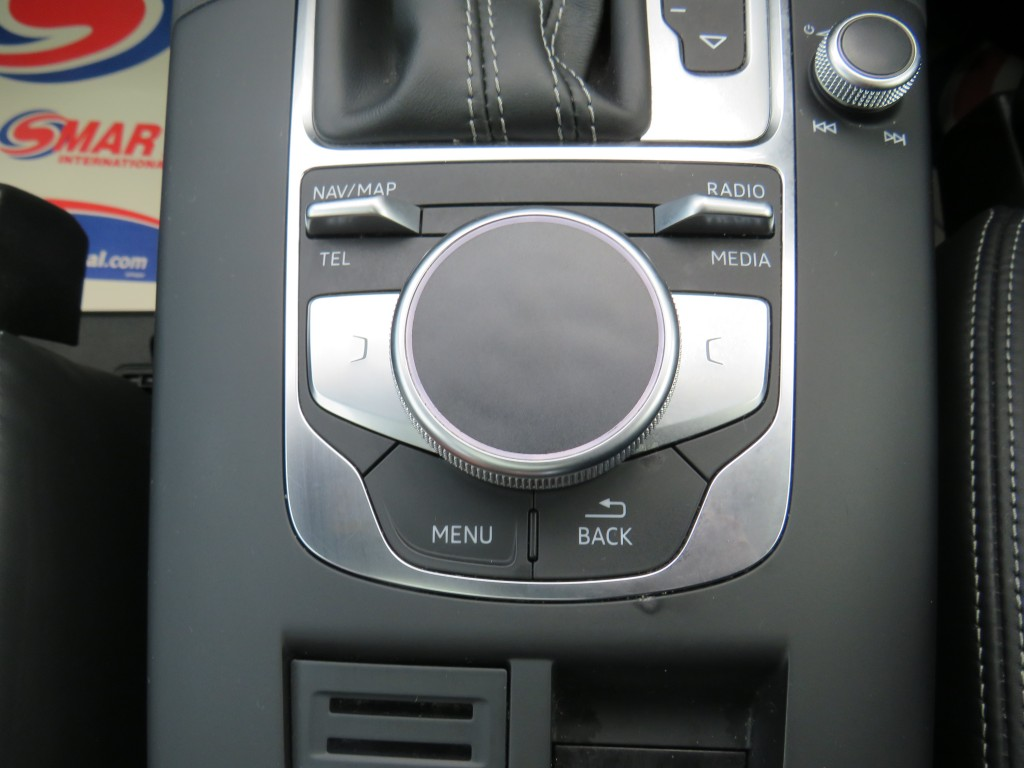 AUDI A3 2.0 S3 TFSI QUATTRO BLACK EDITION 4DR SEMI AUTOMATIC