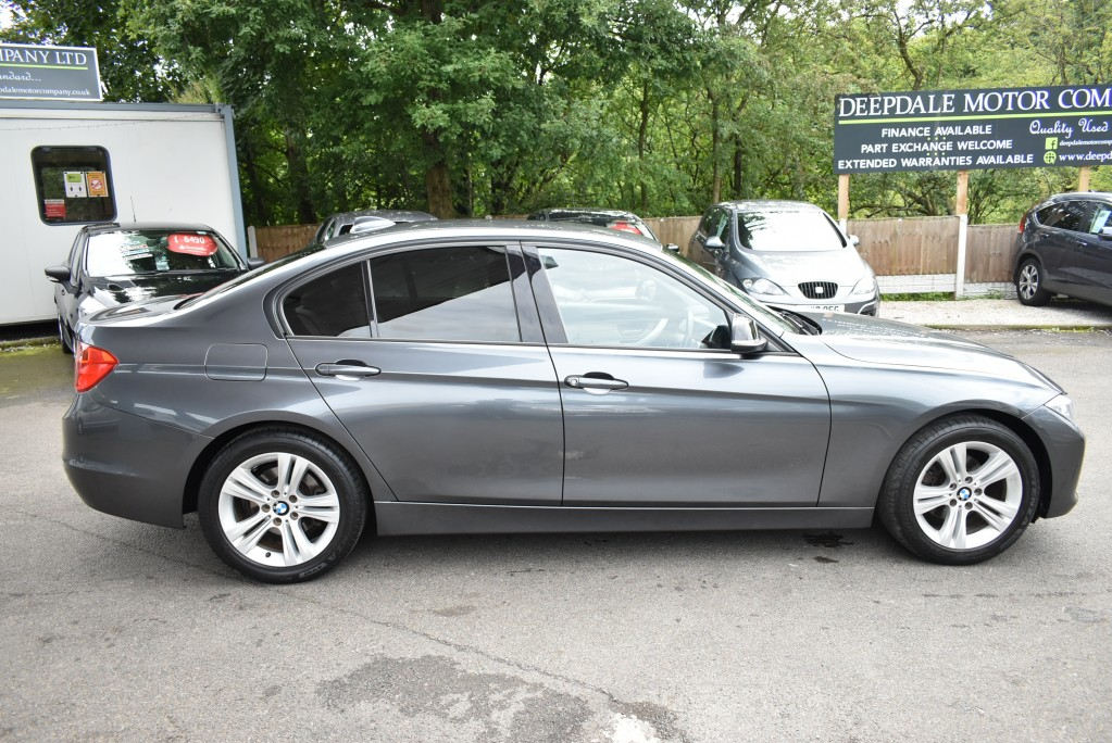 BMW 3 SERIES 1.6 316I SPORT 4DR AUTOMATIC