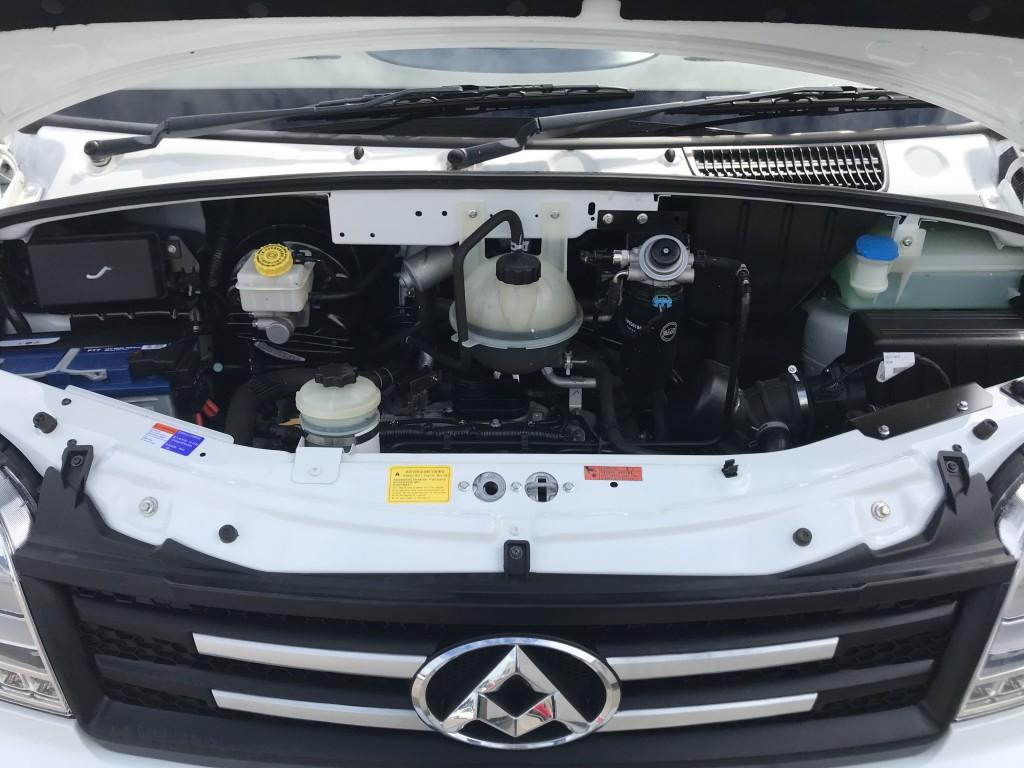 LDV V80 2.5 L2H2 P/V TD