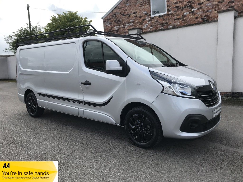 RENAULT TRAFIC LL29 PREMIER EDITION ENERGY DCI 1.6 LL29 PREMIER EDITION ENERGY DCI