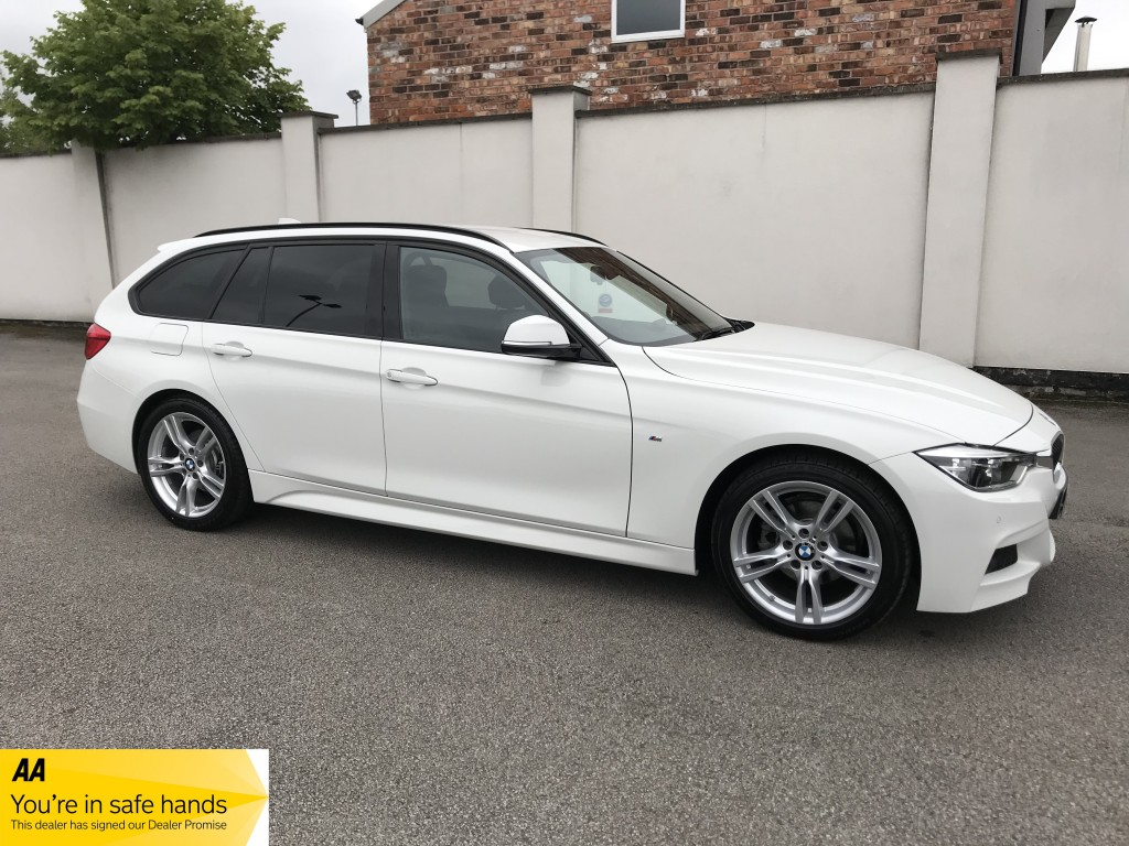 BMW 3 SERIES 2.0 318D M SPORT ESTATE AUTOMATIC