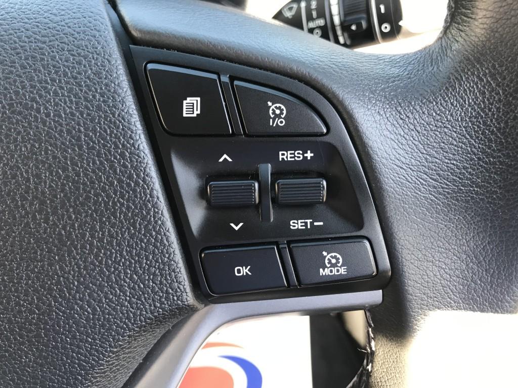 HYUNDAI TUCSON 2.0 CRDI PREMIUM BLUE DRIVE 5DR