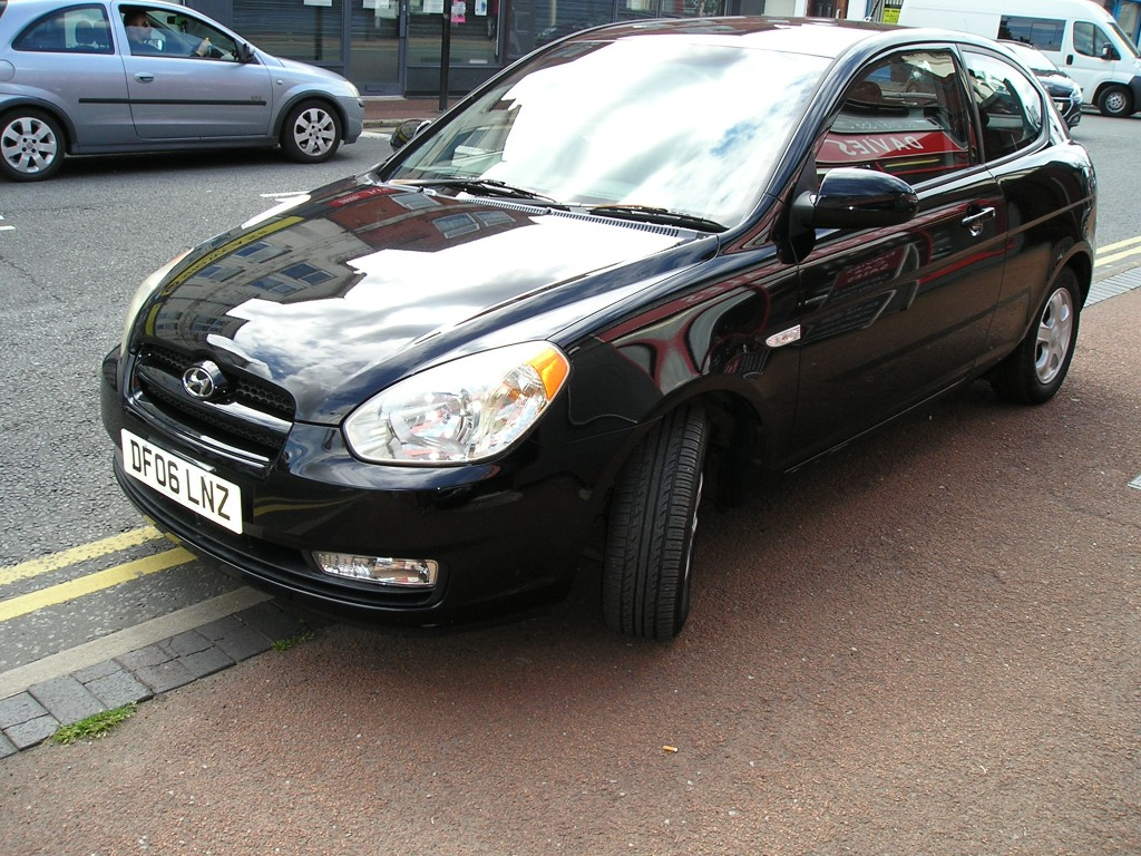 HYUNDAI ACCENT 1.4 ATLANTIC LIMITED EDITION 3DR