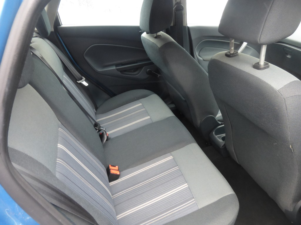 FORD FIESTA 1.2 STYLE PLUS 5DR